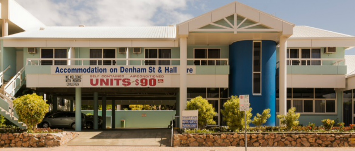 Accommodation on Denham